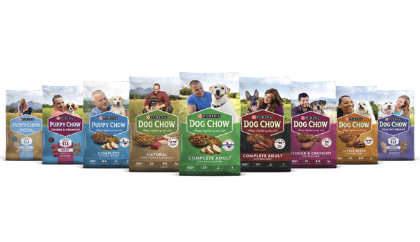 Dog Chow Products