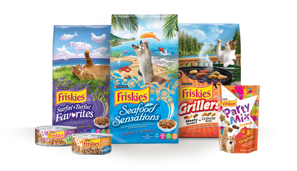 Friskies Products