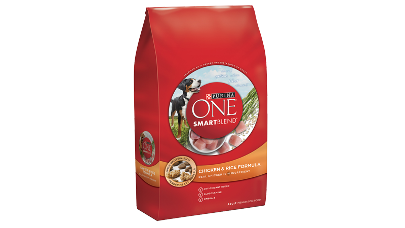 SmartBlend® Chicken and Rice Formula Adult Premium Dog Food