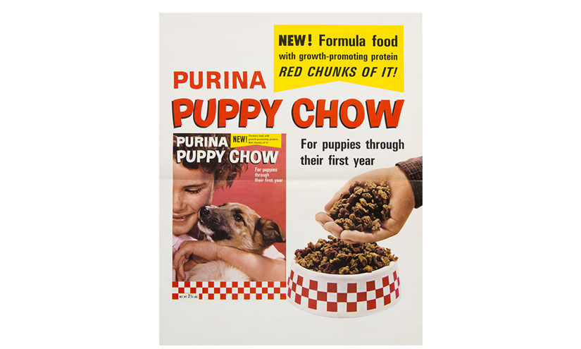 Introducing Purina Puppy Chow
