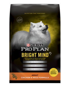 Pro Plan Bright Mind Adult Chicken & Rice Formula