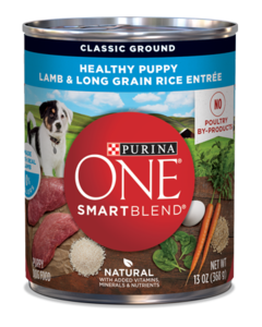 Healthy-puppy-grain-rice-Wet-Dog-Food