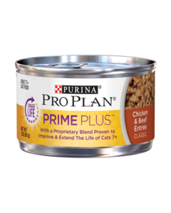 Pro Plan Prime Plus Adult 7+ Chicken & Beef Entree Classic
