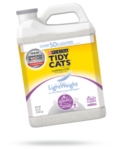 Tidy Cats Lightweight Clean Blossoms