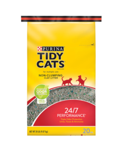 Tidy Cats Non-Clumping Performance Litter