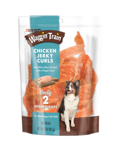 Chicken Jerky Curls For Dogs