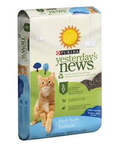 Purina® Yesterday's News® Fresh Scent Softer Texture