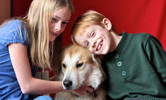5 Benefits of Dogs and Children Growing Up together