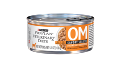 OM Savory Selects Overweight Management™ Feline Formula