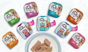 Bella Wet Food CTA